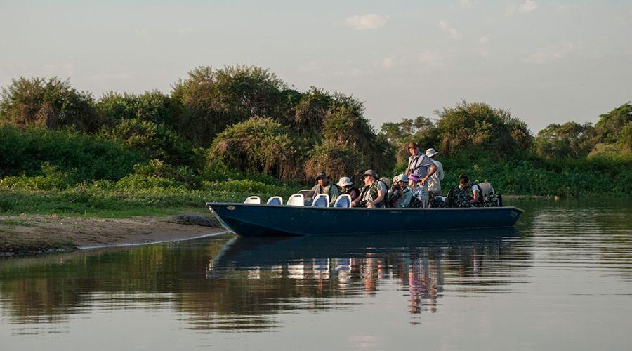 4disa travel selectair pantanal brazilië