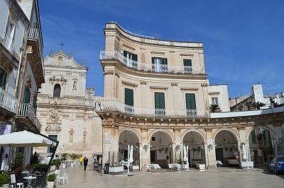 4Disa Travel Puglia Martina Franca
