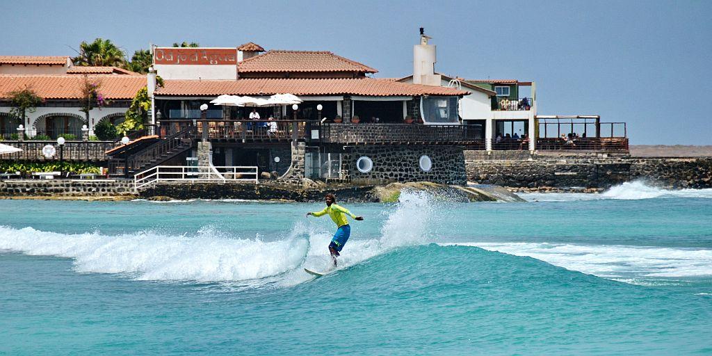 4Disa travel condetta Kaapverdië Kaapverdische eilanden