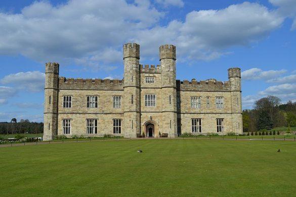 4Disa Travel Condetta Kent Leeds Castle