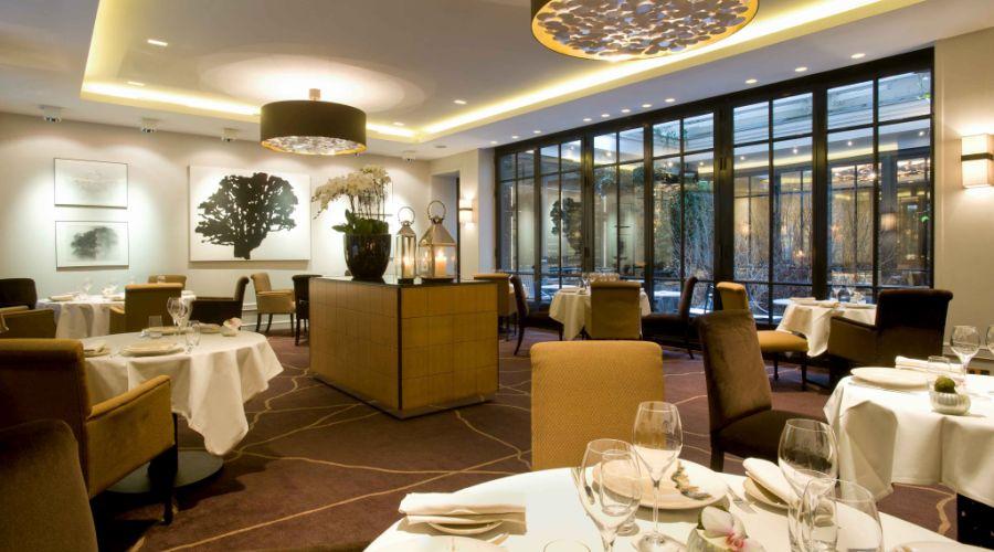 4Disa travel Selectair voordeel le burgundy hotel parijs