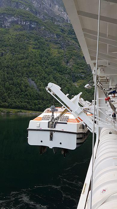 Selectair 4disa travel Cruise Noorse fjorden