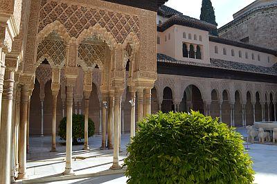 Selectair 4Disa Travel Andalusië Andalusië Granada Alhambra