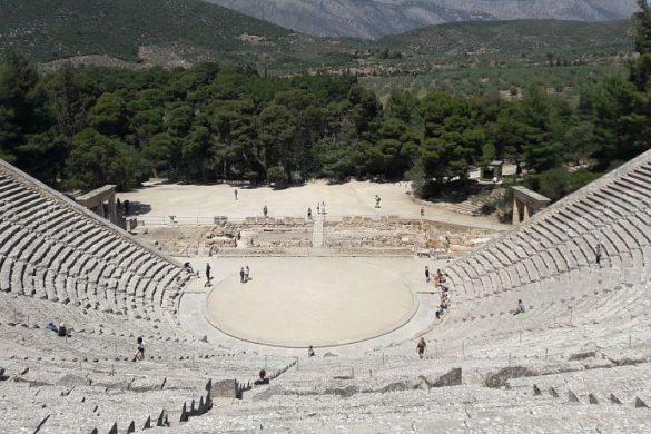 Selectair 4Disa Travel Griekenland Peloponnesos